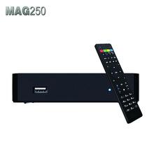 Iptv Set Top Box Mag 250 Linux System Iptv Mag250 STi7105 Mag250 Linux TV Box 256M Same With Mag254 Free shipping