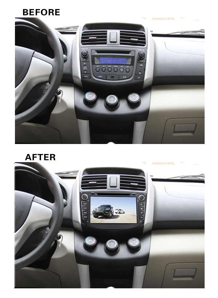 LIFAN X60 Car DVD Head Unit with GPS radio TV 3G USB Host VCDC SWC BT, Russian Menu+Free TV Antenna and 4GB Map Card(China (Mainland))