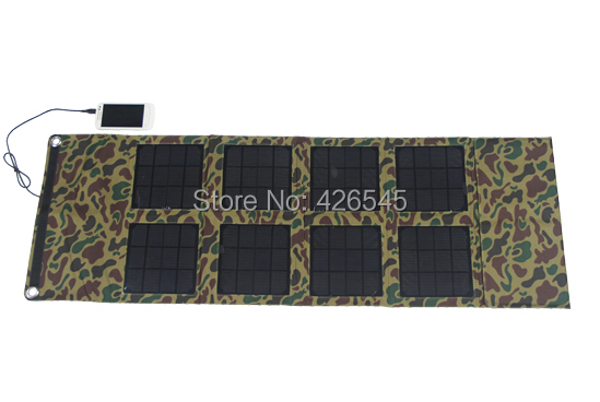 promotion folding solar power station for laptop 36w(China (Mainland))
