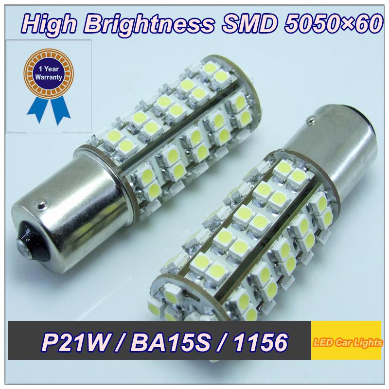 Задние поворотники TBB BA15S P21W 2 1156 68 SMD 3528 DC 12V задние поворотники gfg 10pcs lot 1156 18 smd 5630 ba15s 18smd