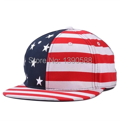 2014 New USA Snapbacks men's american Flag cap womens sports baseball caps design hip hop hat outdoor Camouflage hat(China (Mainland))