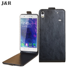Leather Case For Lenovo A 7600 Vertical Magnetic Case For Lenovo A7600 A7600W A7600-M1 S8 Lite Filp Cover Phone Bags&Cases