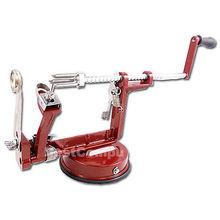 3in1 Potato Apple easily use Fruit Safe Peeler Corer Slicer Cutter Machine(China (Mainland))