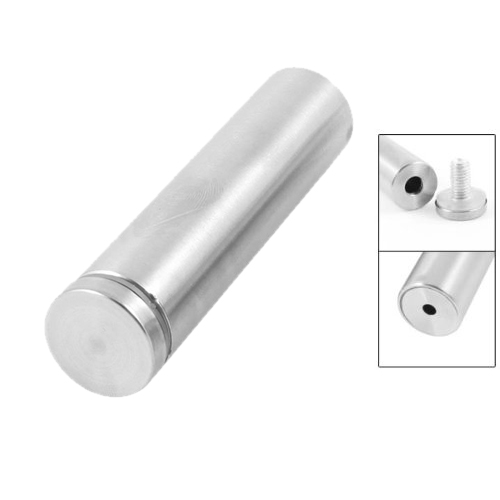"""IMC Wholesale 2015 Hot And New5pcs Stainless Steel Advertisment Nails Glass Wall Connector Standoff 3.9"""" Long(China (Mainland))"""