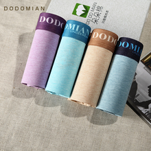 Buy 4 pcs/Lot DO DO MIAN Boxers Shorts Mens Underwears Soft Cotton Male Panties Boxeur Hommes Breathable Underpants L-XXXL Plus Size for $8.90 in AliExpress store