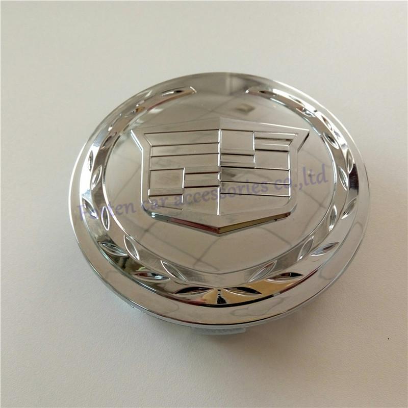 100pcs Car ABS Chrome For Cadillac Escalade 07-12 83mm Wheel Hub Center Centre Cap Fits 18 20 23 inch Wheels Hubcaps 9595891(China (Mainland))