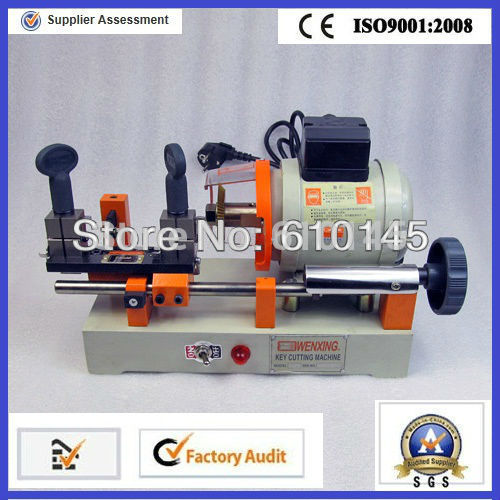 wenxing 218-D keys cutting machine 120w key duplicating machine Locksmith tools(China (Mainland))