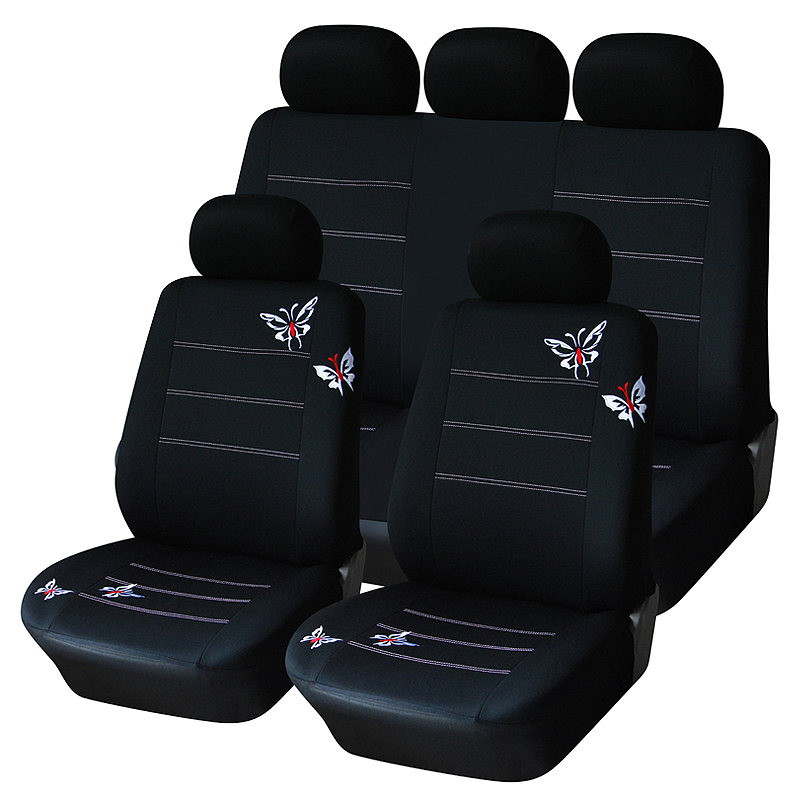 Auto Youth Hot Sale Polyester Car Seat Covers Universal
