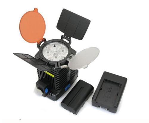 LED 5005 4 LED Camera Video Light for Canon Nikon Pentax SONY DV Camcorder Lamp