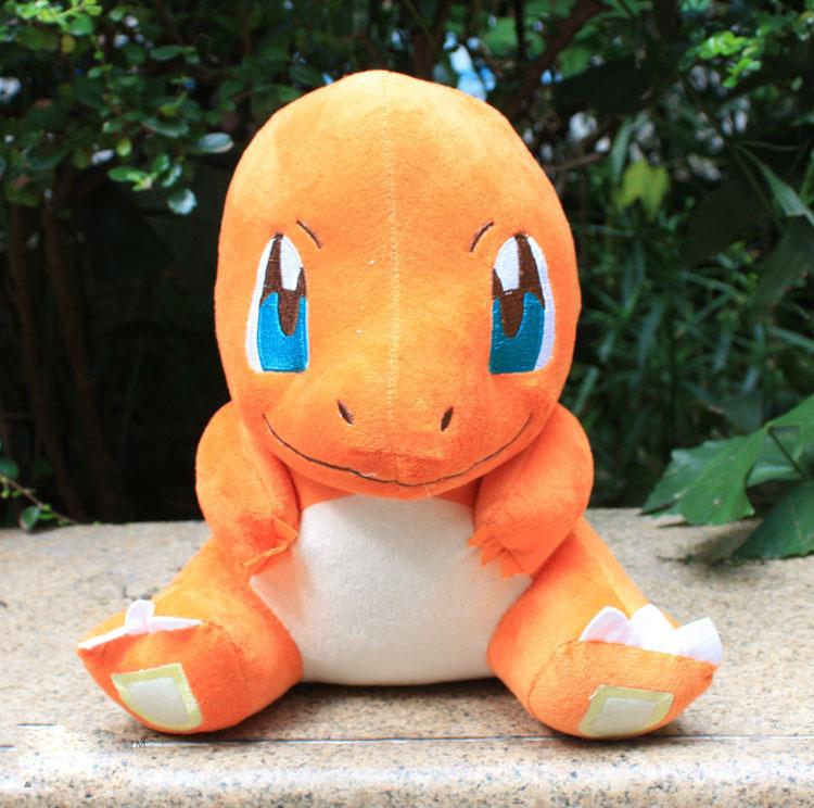 Free Shipping 5pcs/lot Pokemon Charmander 29cm Free Shipping New Cute Plush Doll Stuffed Toy Free shipping<br><br>Aliexpress