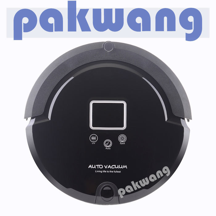 intelligent Robot Vacuum Cleaner With UV lights ,dry cleaning machine(China (Mainland))