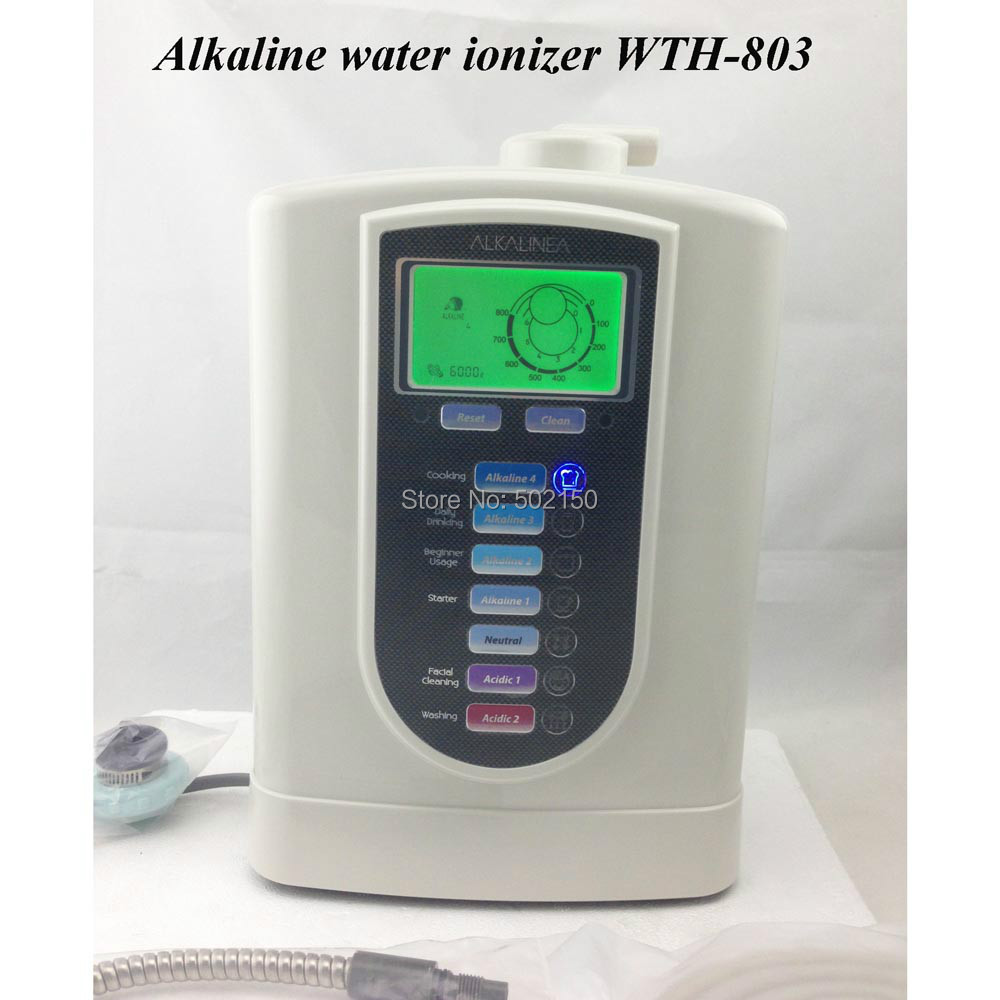 2pcs/lot alkaline water purifier WTH-803 for home use, get healthier drinking water now! 110V<br><br>Aliexpress