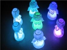 Mini Cute LED Angle Night light Luminaria Decorative Lamp Novelty Gifts and toys for Home Christmas New Year Wedding Decoration(China (Mainland))