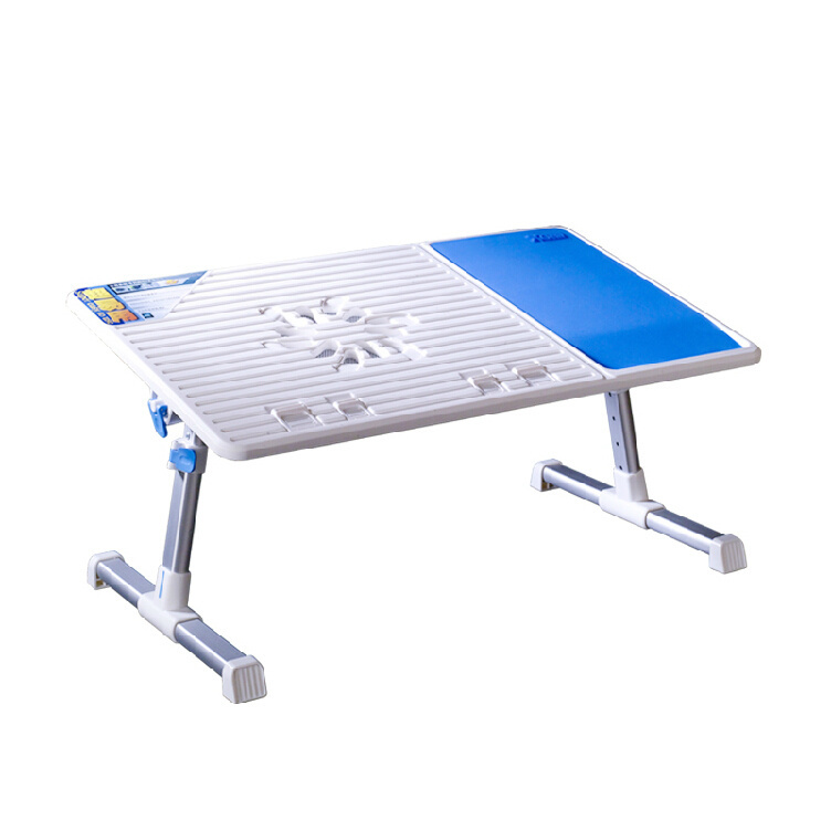 Newest Ergonomic Desk Designs Laptop Stand with Cooler Adjustable Height/Angle Multifunctional for All Notebook within 15.4 inch(China (Mainland))