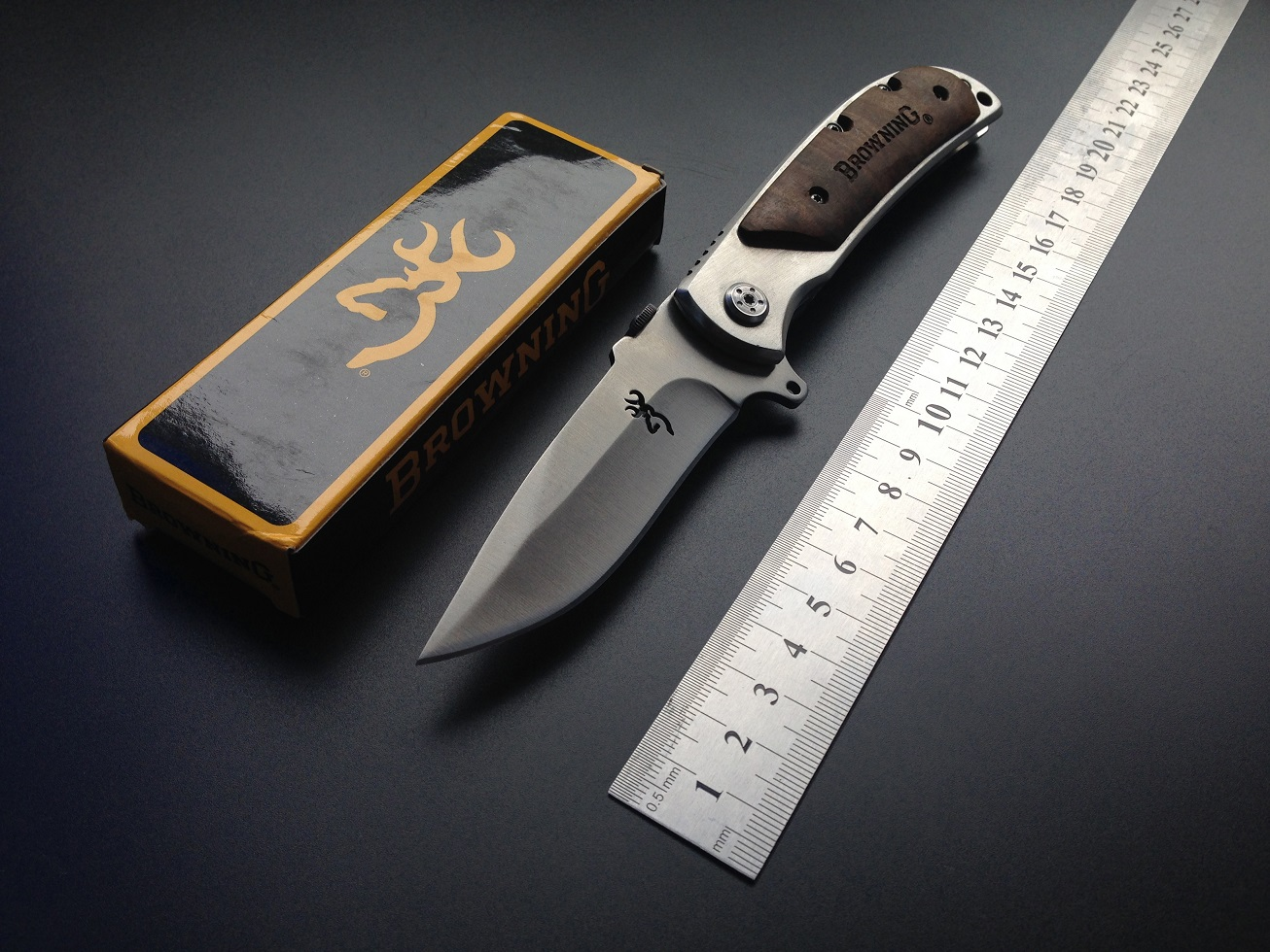 Browning 338 Folding Knife Pocket Mini Portable Outdoor Camping Survival Knives Hunting Knife Free Shipping<br><br>Aliexpress
