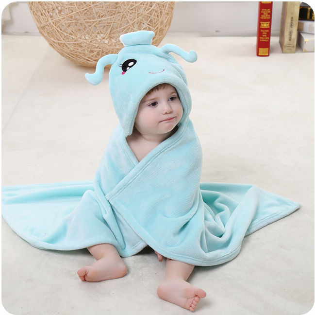 Fashion Animal Baby Clothes Unisex Aquarius One of 12 zodiac signs Shaped Cloak Infant Cloak Flannel Monolayer Clork(China (Mainland))