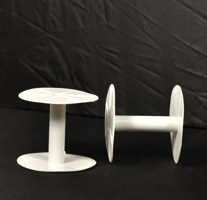 9PCs White Empty Plastic Spools for Beading Wire Thread String 7.5x8.5cm(3x3-3/8) Mr.Jewelry<br><br>Aliexpress