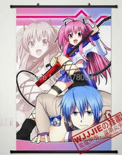 Anime Angel Beats! Home Decor Poster Wall Scroll