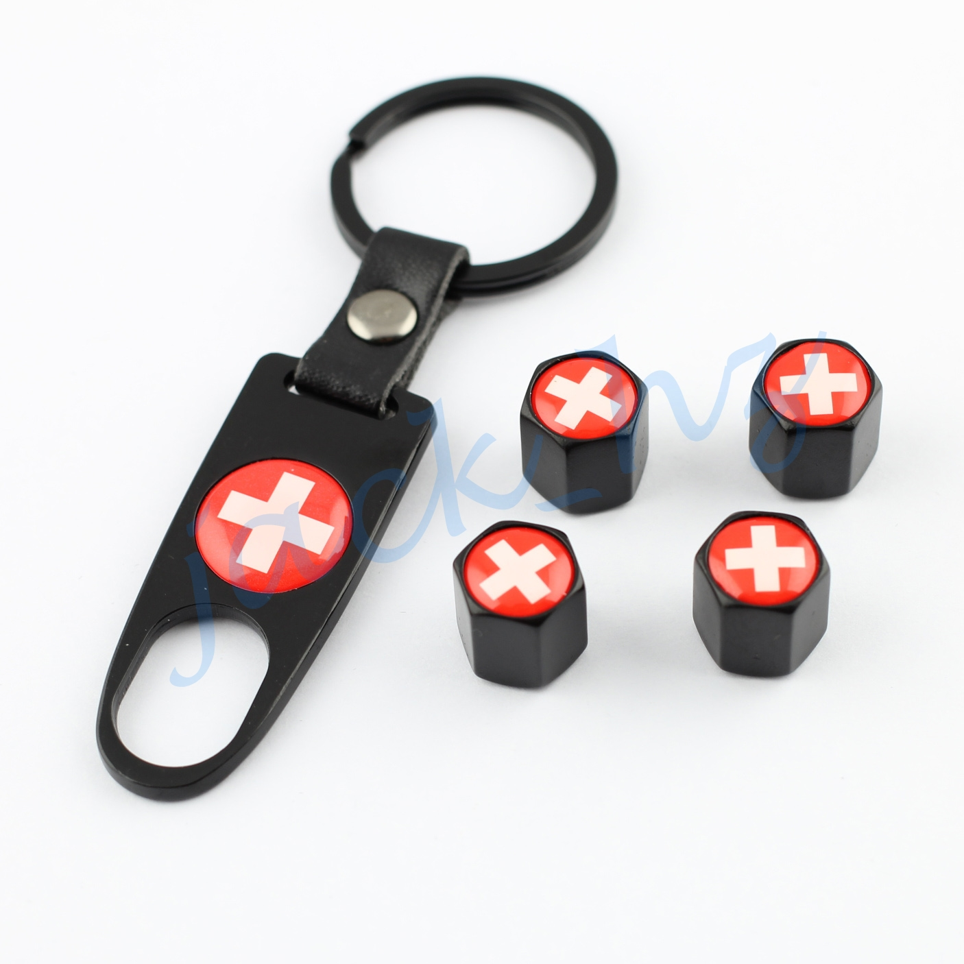 Auto Car Bike Accessories Parts Key Chain Style Tire Valve Caps Whees Dust Stem Cover Trim For Footprint Foot Print(China (Mainland))