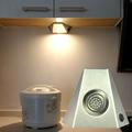 Stainless 3W Cabinet LED light 18LED DC 12V T Shape Light with Power adapter Energy saving