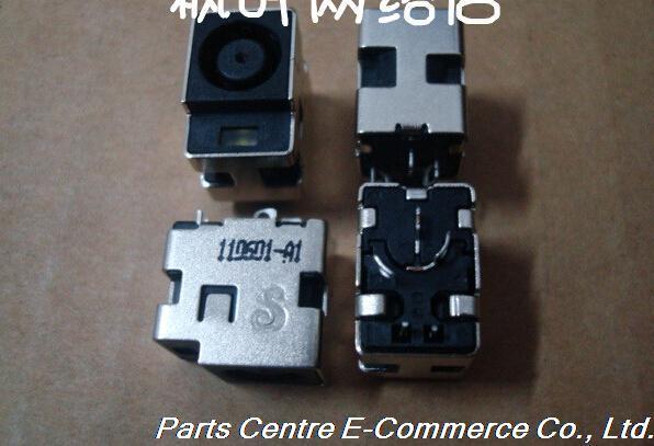 10 pcs free shipping NEW DC Jack For HP DV5 DV5-1000 DV5-2000 DV6 DV6-1000 DV7 DV7-2000 G61 G71 CQ72 DC Power Jack(China (Mainland))