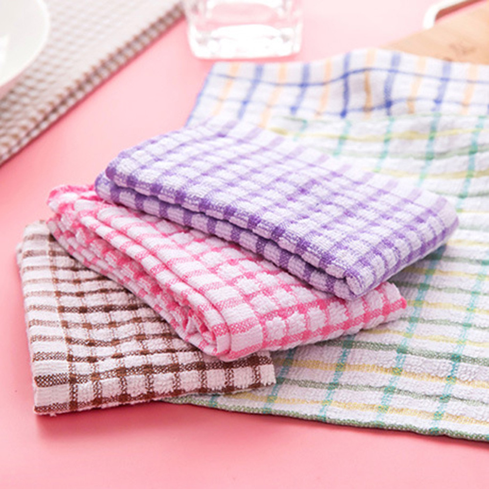 Love Home 1pcs Absorbent Wash Cloth Car Kitchen Cleaning Microfiber Cleaning Towels Cloths free shipping(China (Mainland))