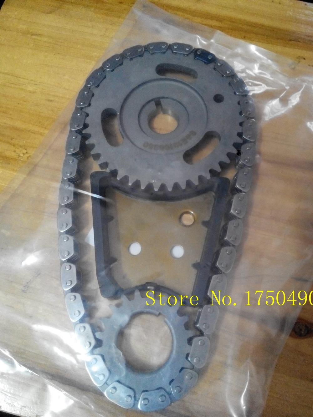 Brand New Engine Timing Chain Set / Kit For Buick and Chevrolet OEM# 10166352 C-3036 73116 For Wholesale & Retail(China (Mainland))