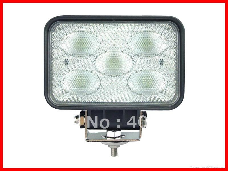 8pcs 2012 NEW 5.5 50W CREE LED Work Light Rectangular SUV ATV 4WD 4x4 FLOOD Beam 12V/24V 4500lm Truck 5 x 10W Cree Super Bright