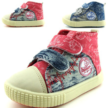 2013 baby boys girls  high cut sneakers little childrens kids canvas  shoes  Toddlesr shoes 2240(China (Mainland))