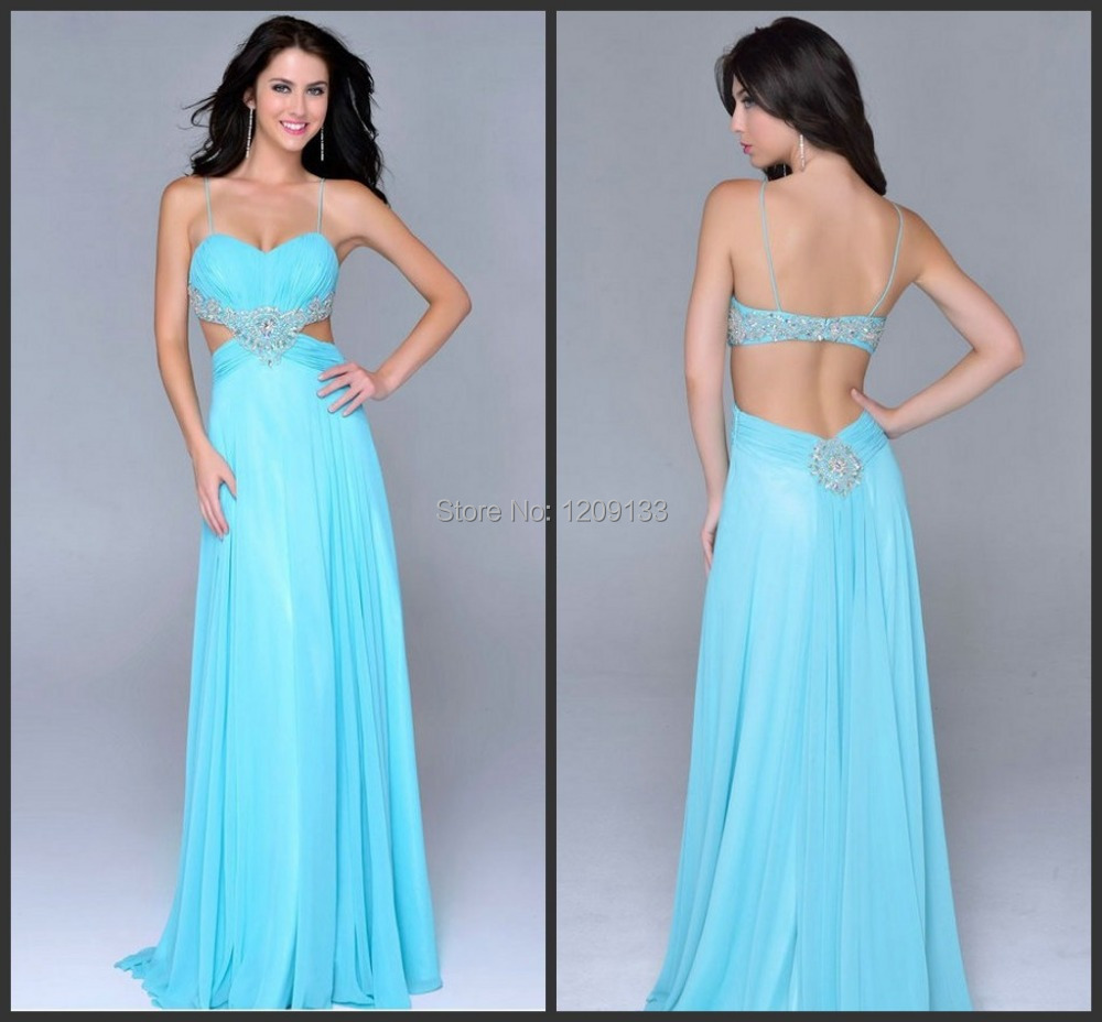 Cheap Light Blue Dresses
