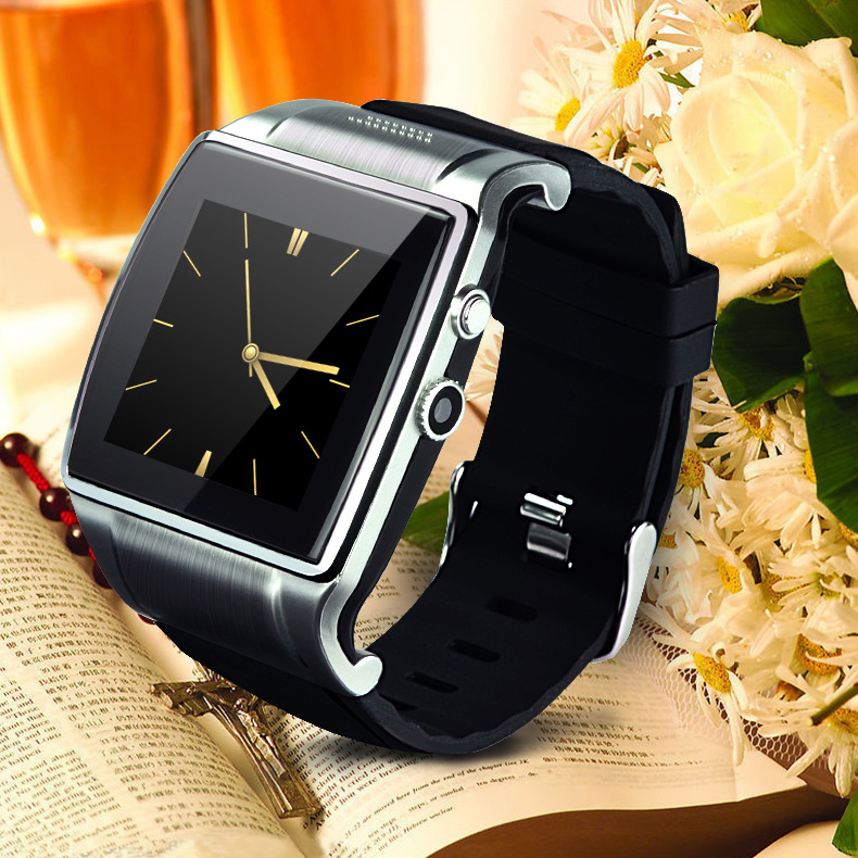 GSM Bluetooth Smart Watch Phone With Camera For Android ISO iPhone Answer Call Waterproof Smartwatches sport wrist watches s7(China (Mainland))