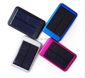 Best selling Multi function 5000mah cargador solar power bank charger for mobile phone xiaomi samsung when