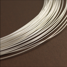999 sterling silver wire 0.5mm pure silver wire multi size round wire 1 meter for jewelry accessories making free shipping(China (Mainland))