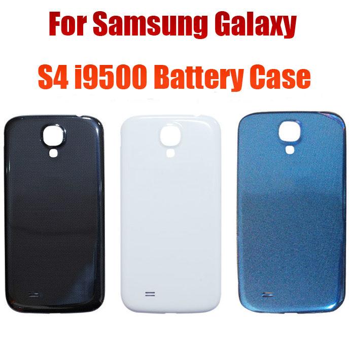 S4 Original Battery Door Back Housing Cover Replacement Phone Case Fundas for Samsung Galaxy S4 i9500 Slim Thin Coque Carcasa(China (Mainland))