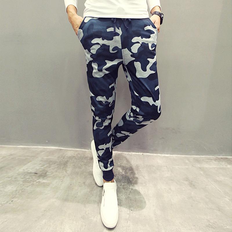 2016 New Camouflage Mens woman Joggers Military Jogging Pants Men Outdoors Army Sweatpants Slim Men Jogger Pants Pantalones(China (Mainland))