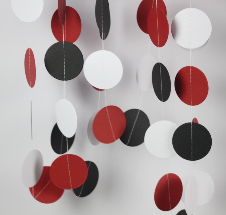 Partido decoraciones para blanco y negro compra lotes - Decoracion blanco negro rojo ...