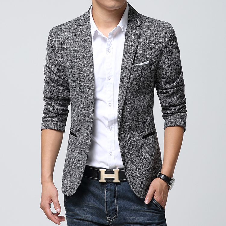 Find great deals on eBay for Mens Slim Blazer in Men's Coats And Jackets. Shop with confidence. Find great deals on eBay for Mens Slim Blazer in Men's Coats And Jackets. Mens Linen Blazer Lightweight Casual Solid One Button Slim Fit Sport Coat Jacket. New Mens Casual Slim Fit One Button Suit Blazer Business Coat Jacket With Pocket.
