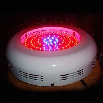 90W LED grow Light;Red 660nm:blue=8:1;with 3,200lm Lumens and 120/230V AC Input Voltage