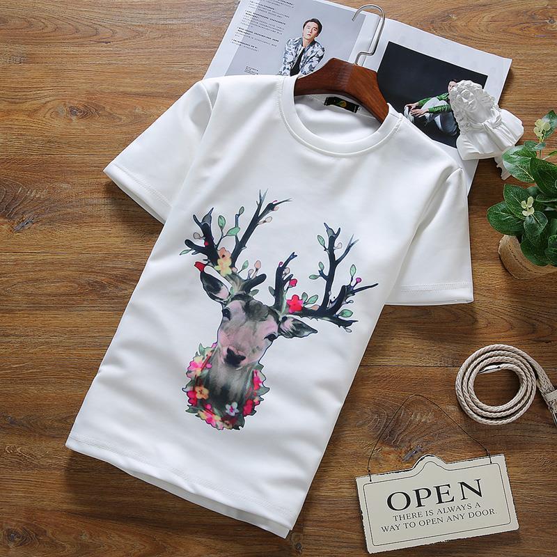 Asian Fashion Private & Custom Mens Fashion 3D Toys Printed T Shirt Men Casual Short Sleeve T-shirt Summer Tee Shirts Tops(China (Mainland))
