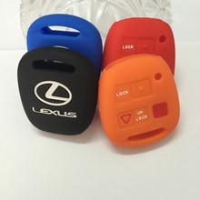 Free Shipping Silicone car key case Key Wallet For Lexus 2014