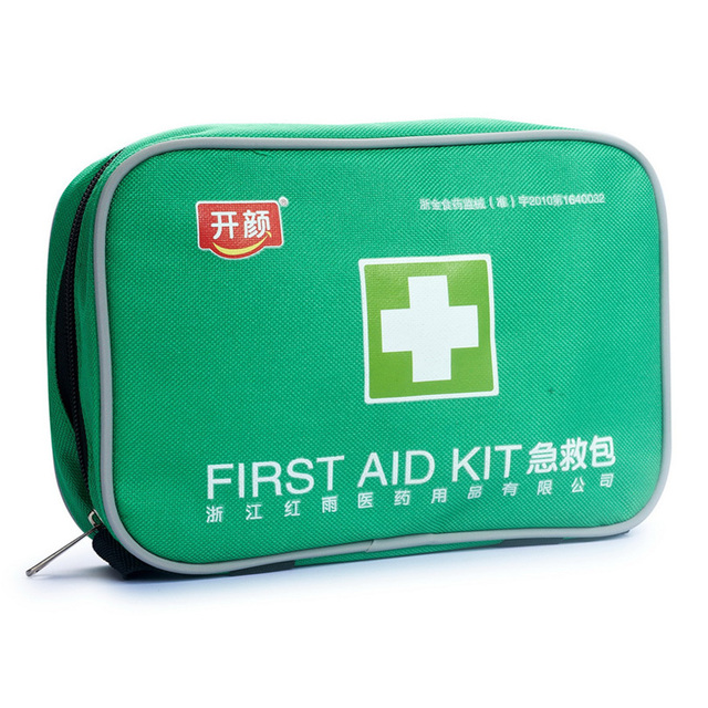 CE.FDA Saferlife Co First aid kit first aid supplies outdoor emergency kit family first aid bag For promotion
