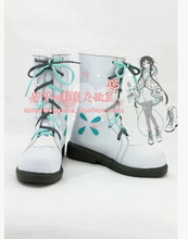 vocaloid Taiwan XIA YU YAO lovely cosplay costume shoes japanese school girls boots - HOLRAN Cosplay store