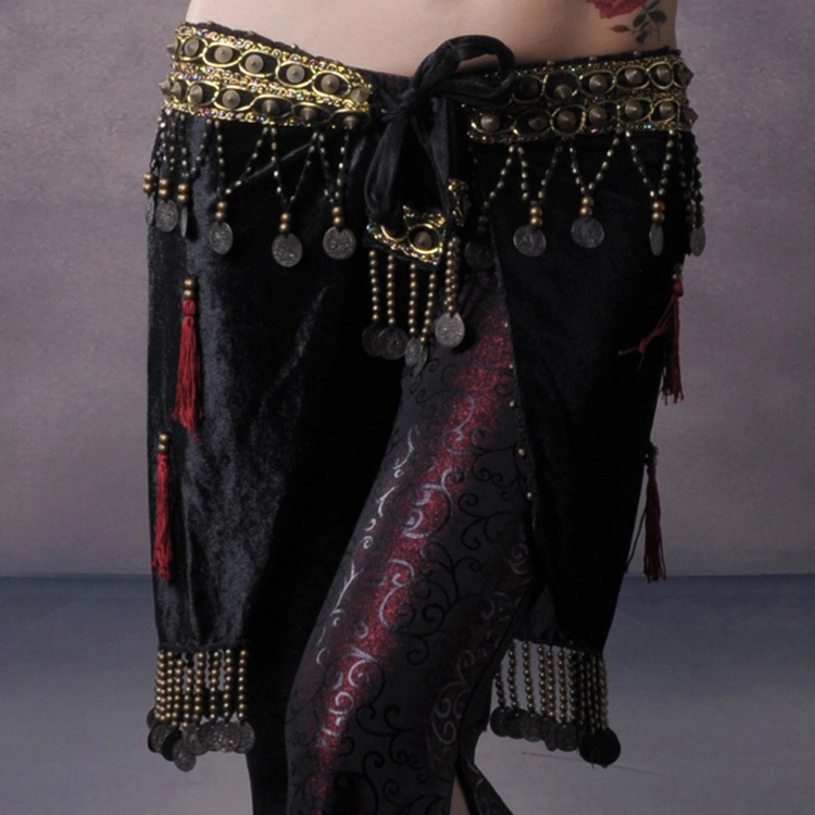 Tribal Belly Dance Belt Classic Coins Belt Copper Tribal Belt for Belly Dance Hip Scarf Belly Dance(China (Mainland))