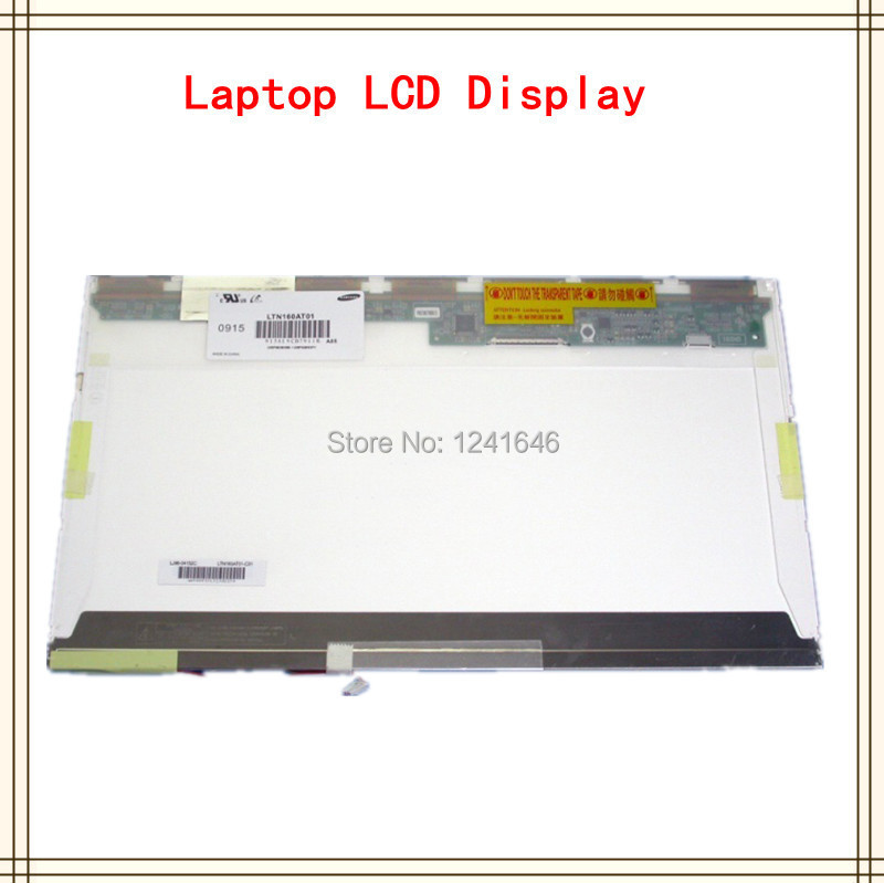 16.0 Laptop lcd screen LTN160AT01 LTN160AT02 LCD SCREEN(China (Mainland))