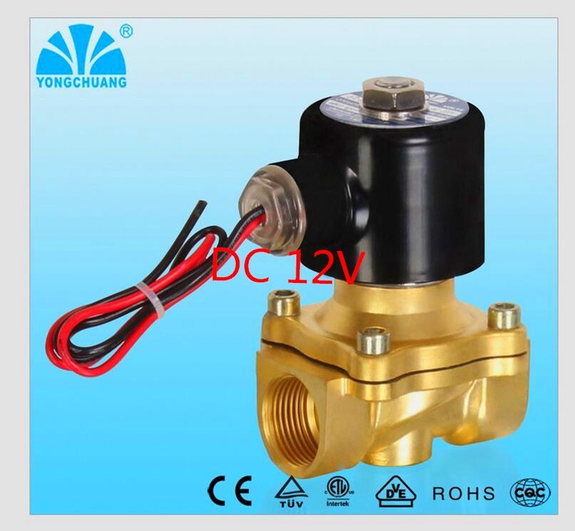 Клапан электромагнитный ВН3/4Н-02