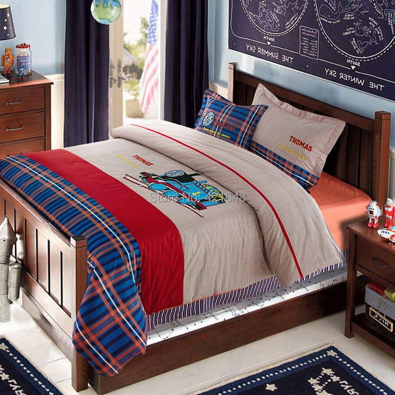 thomas train bedding 3