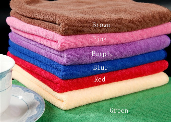 hot sale 30x70cm size towel microfiber towel cleaning washing bath towel quick dry in face. Black Bedroom Furniture Sets. Home Design Ideas