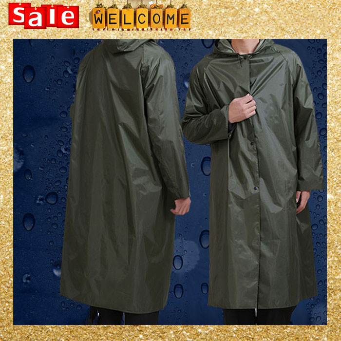 long manteau de pluie promotion achetez des long manteau de pluie promotionnels sur aliexpress. Black Bedroom Furniture Sets. Home Design Ideas