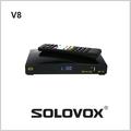 Free Shipping Original S V8 Satellite Receiver WEB TV 3G modem Card sharging CCCAM MGCAM NEWCAM