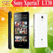 Unlocked Original Sony Xperia T LT30p LT30a Cell Phone 4.6''Android Smartphone Dual-core 1GB RAM 13MP Camera 3G GPS WiFi(China (Mainland))